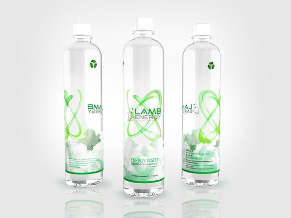 Bottle Label Sample  Business Edge Designs
